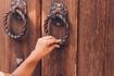 Притча: Найбільші двері в місті