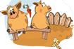 Історія про двох свиней