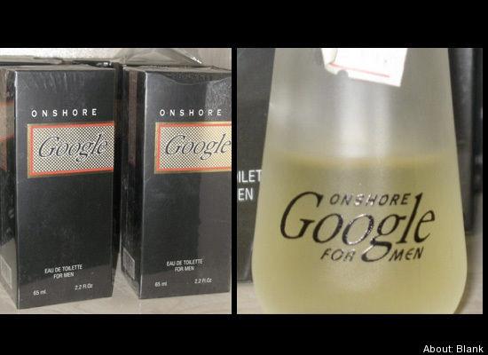 Одеколон Google