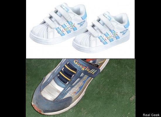 Взуття Google