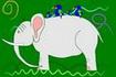 Розділивши слона навпіл, не одержиш двох слоненят