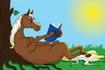 Кінь здох - злізь (про мудрість індіанців і абсурдність наших дій)