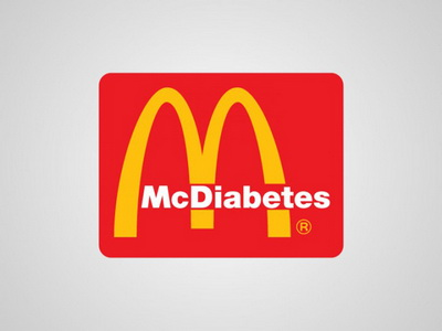 McDonald's - McDiabetes