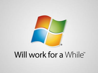Windows - Will work for a while