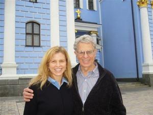 Ел і Лора Райс у Києві