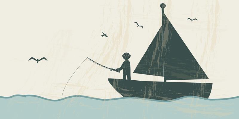 Притча: Бізнесмен і рибалка