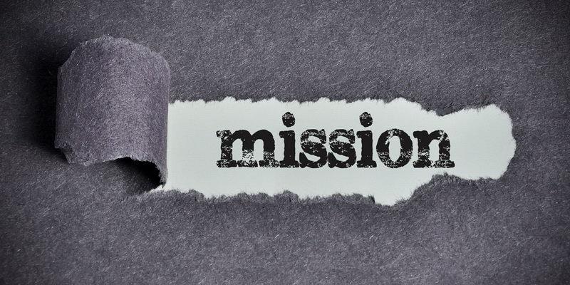 Формулировка миссии должна умещаться нафутболке