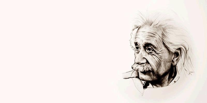 Притча: Ейнштейн на веранді