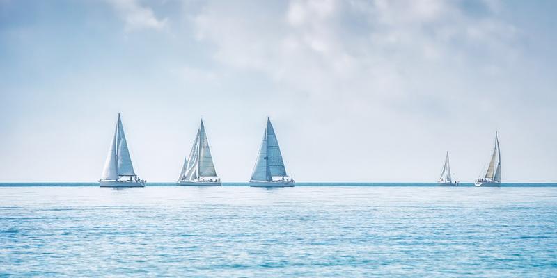 Голубой океан Cirque du Soleil