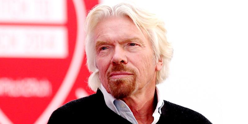 Ричард Брэнсон: Как начать бизнес и заставить его работать