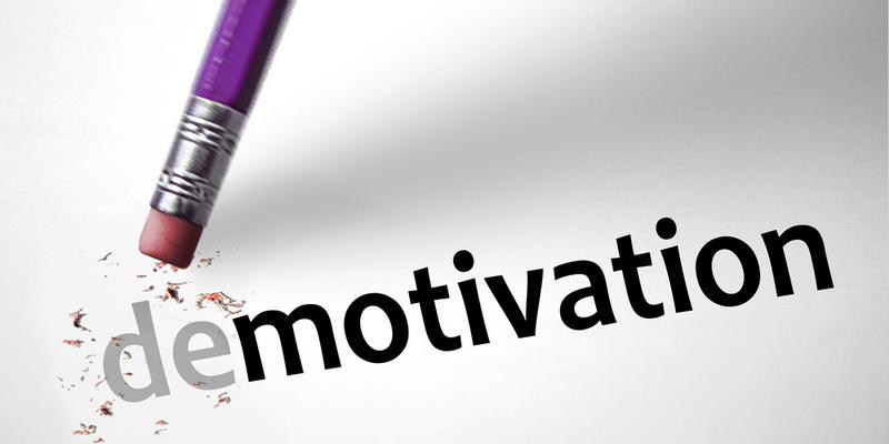 Як повністю знищити мотивацію команди