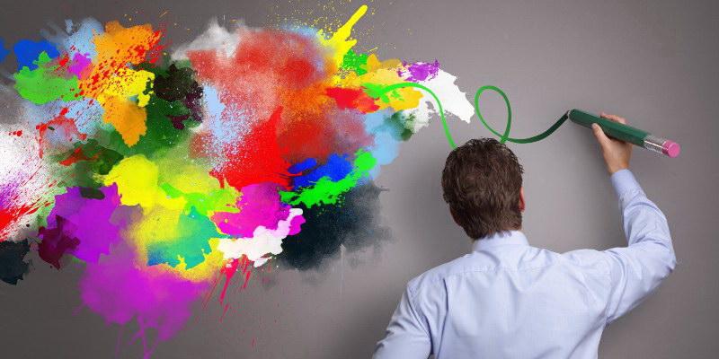 5 прийомів для розвитку креативності