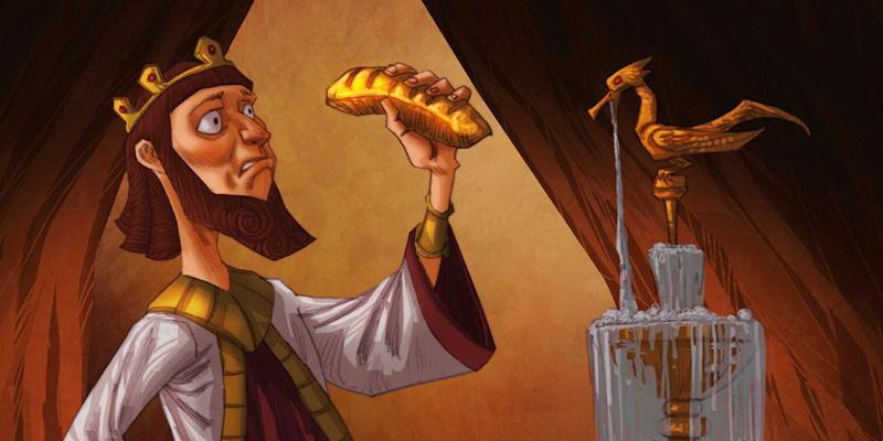 Притча: Що цінніше за золото, яке ви можете накопичити?