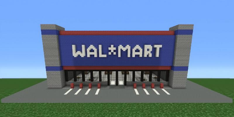 Walmart: «Всего лишь семь букв»