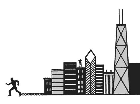 Конец монополии города