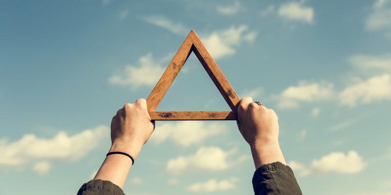 Треугольник результатов