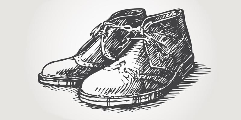 Притча про втрату черевика
