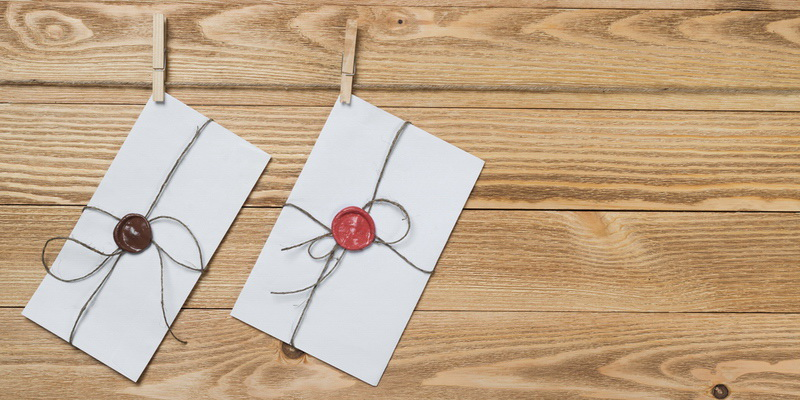 Притча: Два конверти