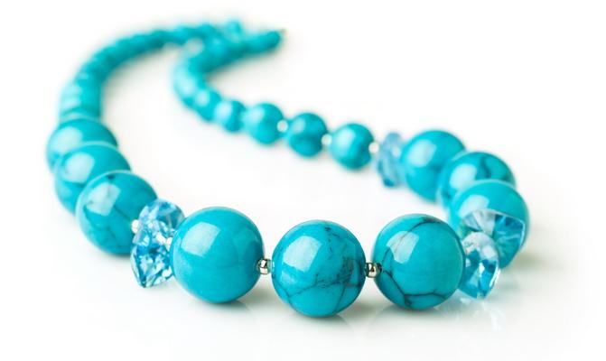 Притча: Блакитне каміння