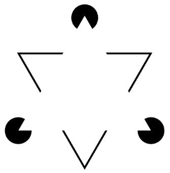 Треугольник Канижа