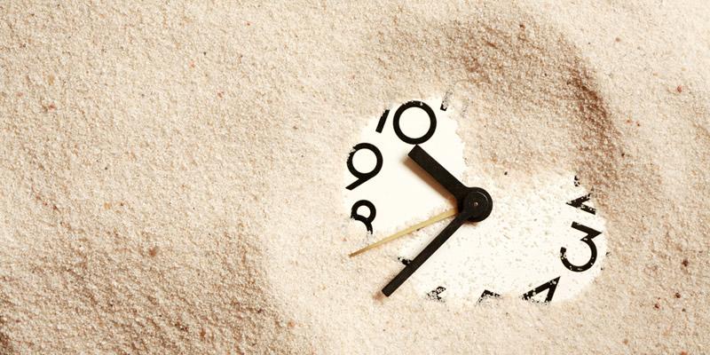 Управления временем не существует