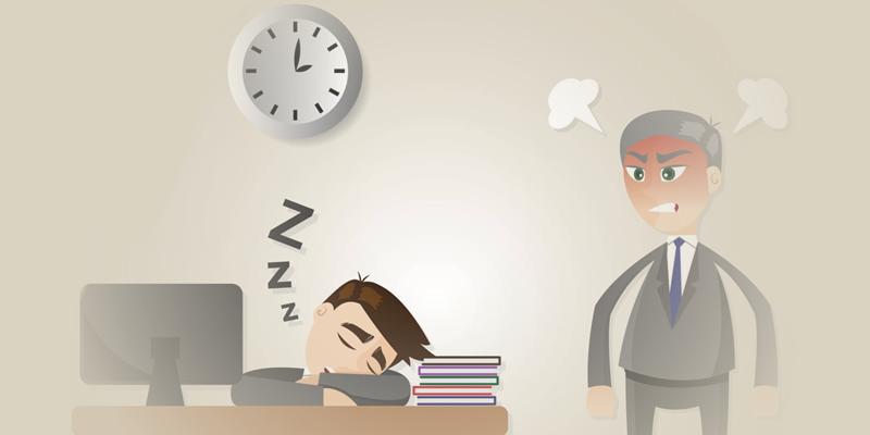 Кілька способів змусити співробітників працювати… гірше