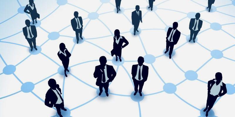 Операционные, личные и стратегические сети