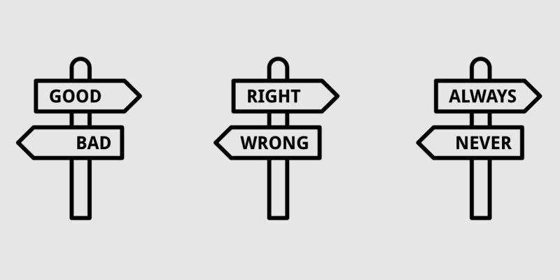 Як практикувати нюансне мислення