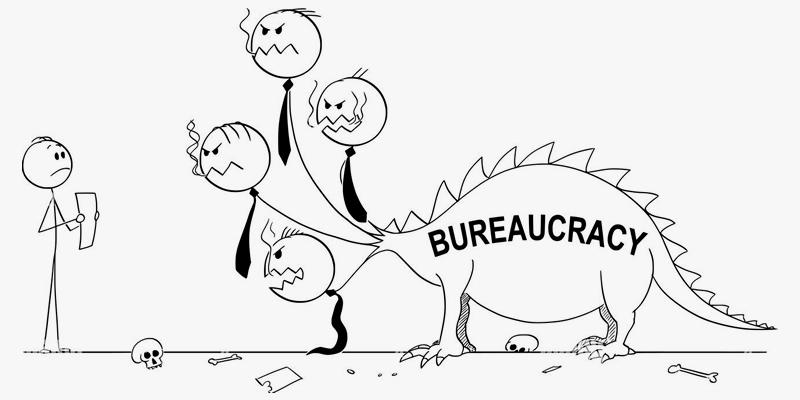 Що робить бюрократію такою сильною