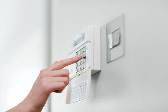 Охранная сигнализация в квартире